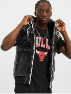 Urban Classics Bodywarmer Hooded Bubble zwart