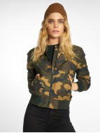 Urban Classics Bomber Ladies Light Camo camouflage