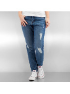 Urban Classics Boyfriend jeans Grete blauw