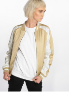 Urban Classics College Jacket 3 Tone Souvenir gold