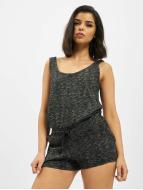 Urban Classics Combinaison & Combishort Ladies Melange Hot gris