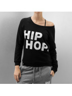 Urban Classics Dance Pullover Dance Hip Hop Crew schwarz