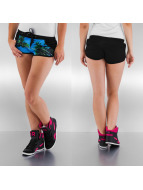 Urban Classics Dance Shorts Beach blau