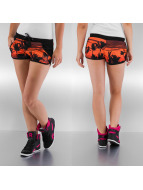Urban Classics Dance shorts Beach oranje