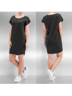 Urban Classics Dress Ladies Scuba black