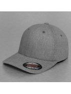 Urban Classics Flexfitted Cap Melange grau