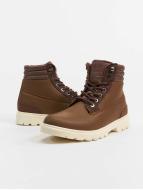 Urban Classics Winter Boots Brown/Dark Brown