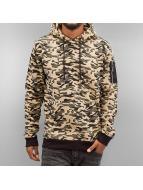 Urban Classics Hoodie Sweat Camo Bomber camouflage
