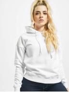 Urban Classics Hoodies Ladies beyaz