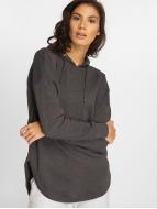 Urban Classics Hoodies Ladies Oversized Terry grå