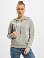 Urban Classics Hoodies Ladies grå
