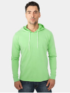 Urban Classics Hoody Heavy Peached groen
