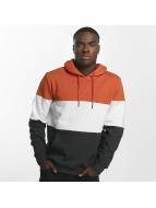 Urban Classics Hoody 3 Tone orange