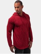 Urban Classics Hoody Melange Shaped rood