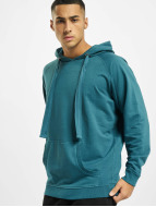 Urban Classics Hoody Garment Washed Terry türkis