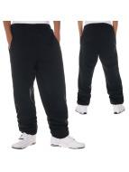 Urban Classics Jogging kalhoty Kids čern