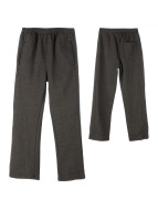 Urban Classics joggingbroek Kids grijs