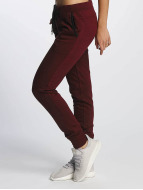 Urban Classics joggingbroek Athletic Melange rood