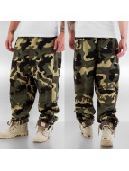 Urban Classics Jogginghose Camo camouflage