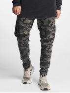 Urban Classics Jogginghose Interlock Camo camouflage