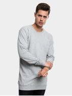 Urban Classics Jumper Long Light Fleece grey