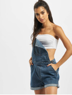Urban Classics jumpsuit Ladies Short blauw