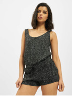 Urban Classics Jumpsuits Ladies Melange Hot gray