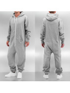 Urban Classics Jumpsuits Sweat grey