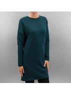 Urban Classics Kleid Quilt Oversize grün