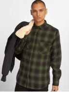 Urban Classics Koszule Checked Flanell 3 czarny