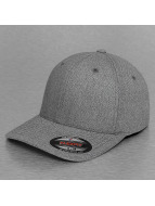 Urban Classics Lastebilsjåfør- / flexfitted caps Melange grå