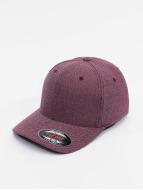 Urban Classics Lastebilsjåfør- / flexfitted caps Melange red