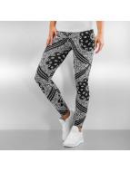 Urban Classics Legging/Tregging Bandana negro
