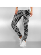 Urban Classics Leggings Bandana nero