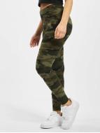 Urban Classics Leggingsit/Treggingsit Camo camouflage