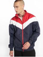 Urban Classics Lightweight Jacket Arrow blue