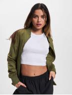 Urban Classics Lightweight Jacket Light Bomber olive
