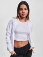 Urban Classics Lightweight Jacket Ladies Light Bomber white