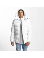 Urban Classics Manteau hiver Hooded Puffer blanc
