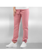 Melange Sweat Pants Ruby...
