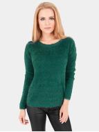 Nylon Feather Sweatshirt...