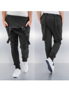 Urban Classics Pantalón deportivo Sweat negro