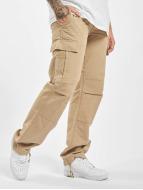 Urban Classics Pantalone Cargo Camouflage beige