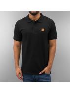 Urban Classics Poloshirt Heavy Pique schwarz