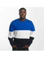 Urban Classics Pullover 3 Tone blau