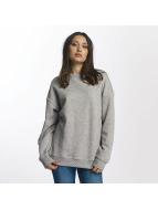 Urban Classics Pullover OversizeSweatshirt grau