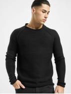 Urban Classics Pullover Raglan Wideneck noir