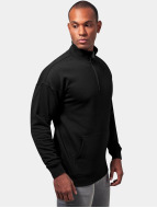 Urban Classics Pullover Sweat Troyer noir