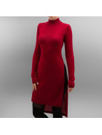 Urban Classics Pullover Ladies Fine Knit Turtleneck rot