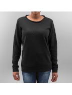Urban Classics Pullover Quilt schwarz